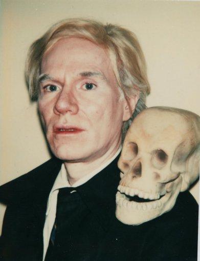 warhol-skull